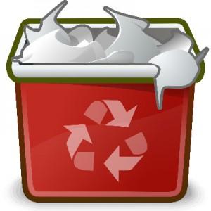 Delete an application program from a mac.